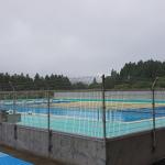 en het schoolzwembad